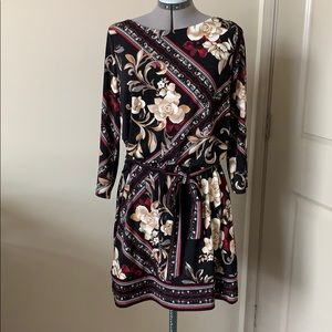 WHBM Soft Knit Blouse Dress